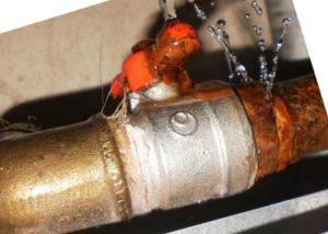 Герметик для систем отопления для устранения течи – свойства и виды
