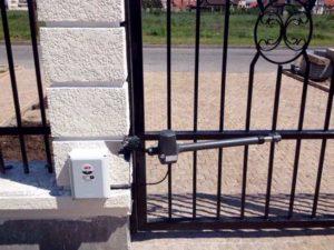 Электрические автоматические ворота – как их выбирать