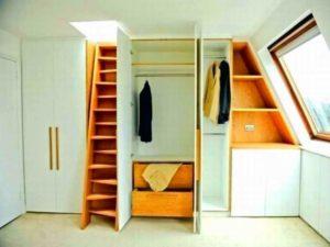 Как сделать встроенный шкаф дом своими руками
