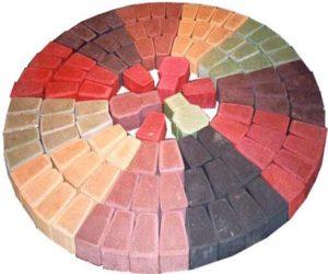 Пигмент для окрашивания бетона – какой лучше