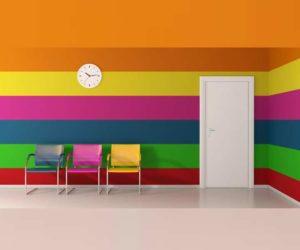 Какого цвета выбрать краску для стен – обзор палитры