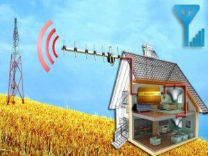Усилители сотовой связи для дома и дачи – делаем своими руками