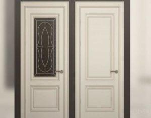Перекос створки двери