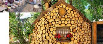 Возможность строить дома своими руками из-за относительной просты технологии.