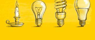 Есть много видов ламповых цоколей, которые на данный момент применяют в тех или остальных областях