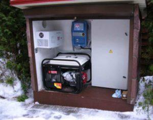Бензиновые генераторы отличаются небольшой стоимостью