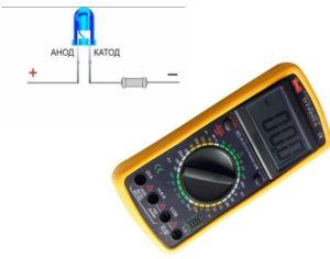 Анод – электрод
