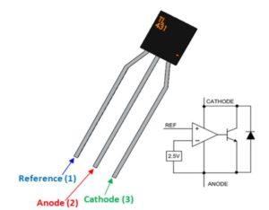 Вероятные токовые значения – для катодного значения непрерывного на выходе (IКА) составляет 100-150 мА, а для обратного при вхождении от 50 до 10 мА.