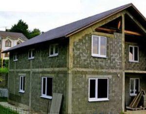 Планировка одноэтажного дома 6*9 + фото