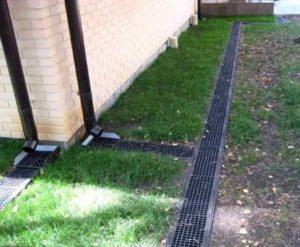 Как сделать ливневую канализацию на даче