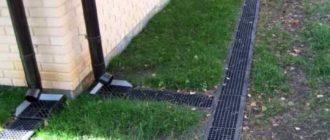 Элементы, которые отводят дождевую воду и влагу от таяния с разных участков местности или перекрытий.