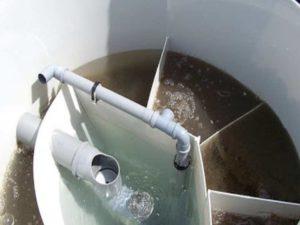 Для монтажа устройства глубокой очистки сточных вод вначале предполагают применение нескольких этапов