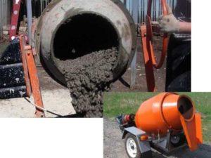 Технология приготовления бетона – пропорции и материалы