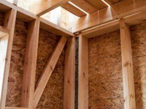 Материалы для строительства каркасного дома – что требуется знать