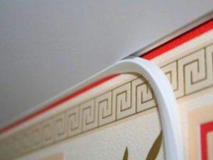 Декоративные вставки для натяжных потолков