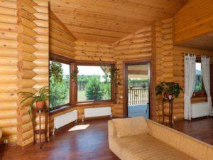 Готовый дом сложно перепланировать или надстроить.