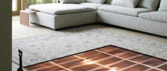 Имеется ли смысл применят теплые полы под ковром