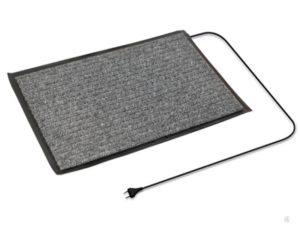 За счет встроенного датчика пленочной поверхности теплого пола прогревается максимально до +55 градусов.