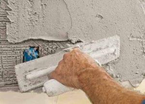 Что делать дальше после штукатурки стен
