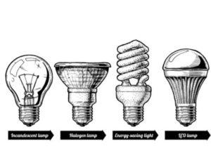 Лампы оптоволоконного типа, по сути, это такие же галогенки или световые диоды с дополнительным дефлектором потока света.