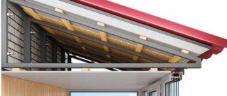 Отделка высокого качества без утепления крыши невозможна