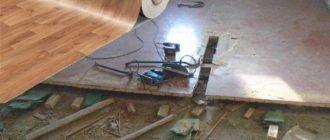 Древесно-стружечная плита может быть обработана резанием и сверлением. Плита начинает крошиться и откалываться маленькими кусочками.