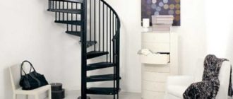 Лестничные конструкции с закрытыми типам ступеней – они могут быть и закрытого, и открытого типа.