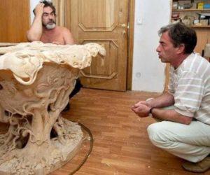 Подготовительный этап и начало работ по древесине