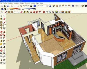 Бесплатная программа проектирования крыши домов