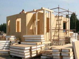 Строительство домов из сэндвич-панелей + проекты и фото