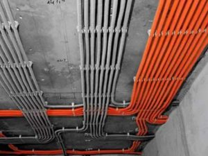 Схема разводки электропроводки дома и квартиры