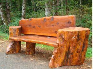 Место, где вы поставите такую мебель.