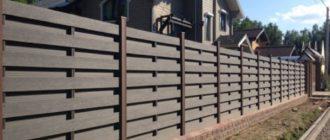 Полезный совет! Самый гармоничный каменный забор будет выглядеть около дома с фасадной каменной отделкой.