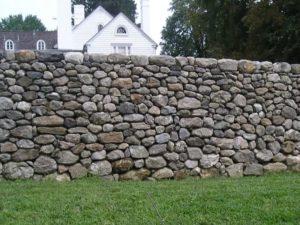 Если вы желаете сделать что-то на века, требуется применять камень