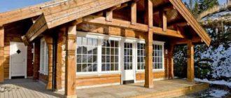 Современные проекты предлагают дома из древесины с разными формами и направлениями стилей.
