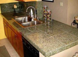 После процесса отделки плиткой несущая поверхность будет обладать легким весом