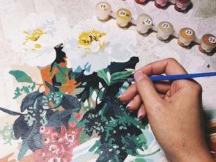 идеально для тех, кто считает, что не осилит элементарные уроки живописи