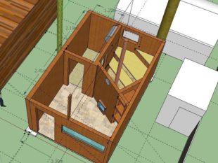 Эксплуатация – баню можно применять по назначению сразу по окончанию строительства.