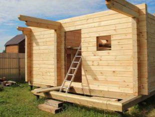 Тепловая изоляция – каркасная баня будет быстро растоплена и отлично удерживает тепло в любой сезон.