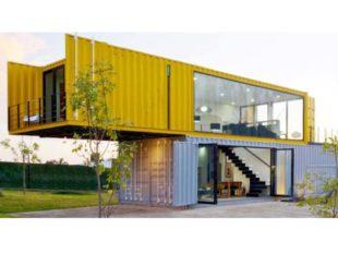 Как построить дом из контейнеров своими руками