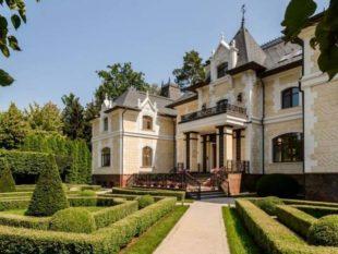 Уполномоченный представитель президента РФ купил дом за 2 млрд. рублей