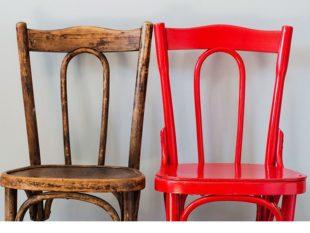 Реставрация стульев своими руками в домашних условиях
