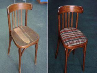 Каркас стула из древесины стоит вначале обрабатывать все воском