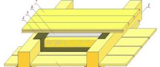 Дощатый пол может сразу создать верхнее финальное покрытие