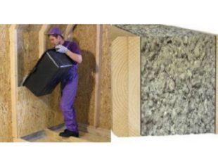 Какой утеплитель лучше для стен каркасного дома – ТОП-5 материалов