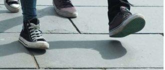 американцы довольно редко передвигаются пешком