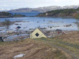 В Норвегии дома унесло в море: итоги трагедии и как обезопасить себя от этого
