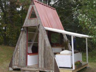Строительство миниатюрного дома собственноручно
