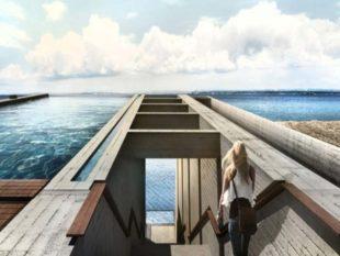 Строительство дома на берегу моря – особенности, нюансы процесса
