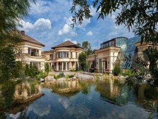 Сколько стоит самый дорогой дом в России и кто его владелец